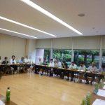 平成29年度第1回役員会・代議員会「合同会議」を開催しました