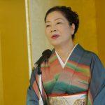 日本経済新聞に富士路子さんが寄稿されました