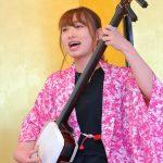駒田早代さん(津軽三味線奏者)がNHKの番組に出演!