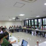 令和元年度 第1回役員会・代議員会「合同会議」を開催しました